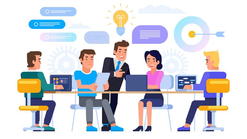 Como tornar sua equipe incrivelmente produtiva no ambiente empresarial