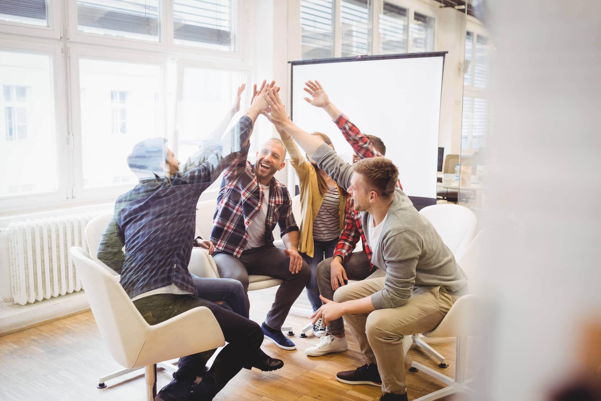 Saiba como estruturar um time de sucesso para a empresa