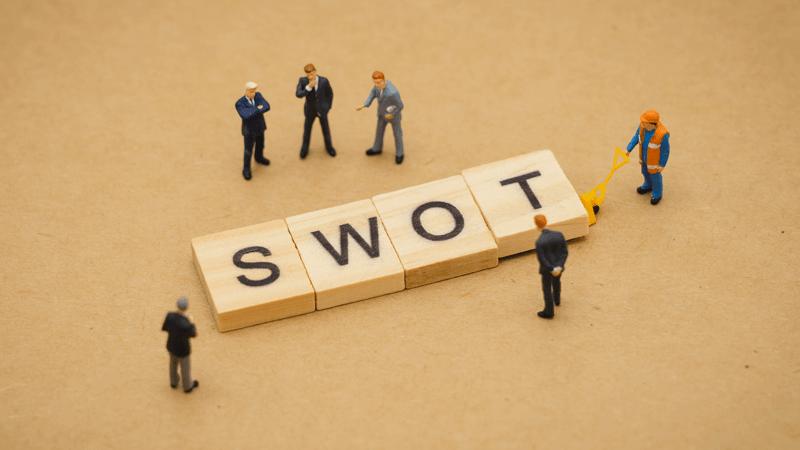 Entenda a metodologia e veja um exemplo de análise SWOT de uma empresa brasileira