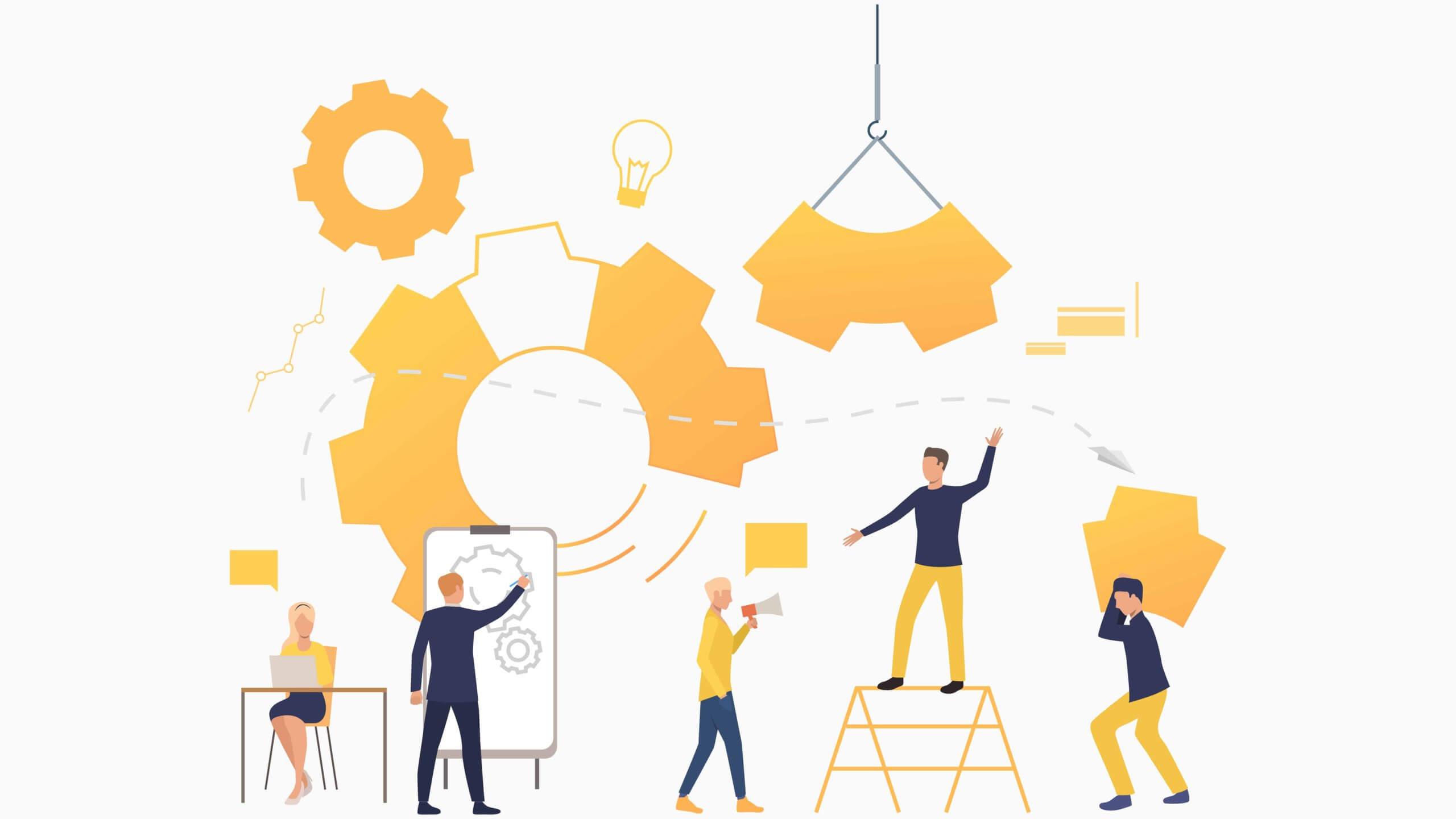 Modelagem de processos de negócio: o que é, como fazer e principais benefícios para a sua empresa